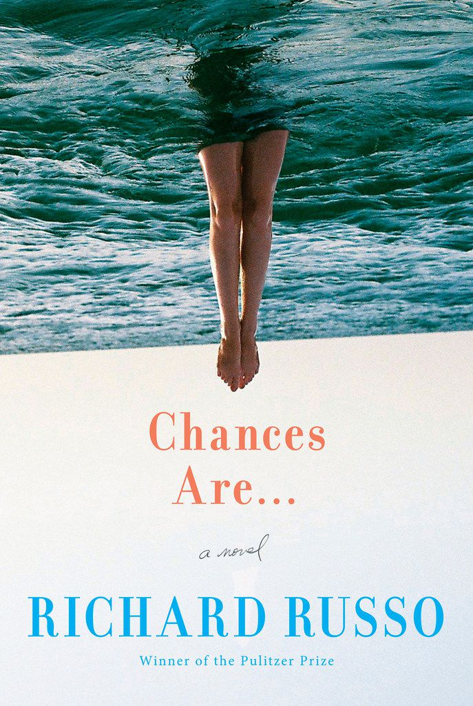 Chances Are... by Richard Russo follows three old friends arriving at Martha's Vineyard for a last hurrah.