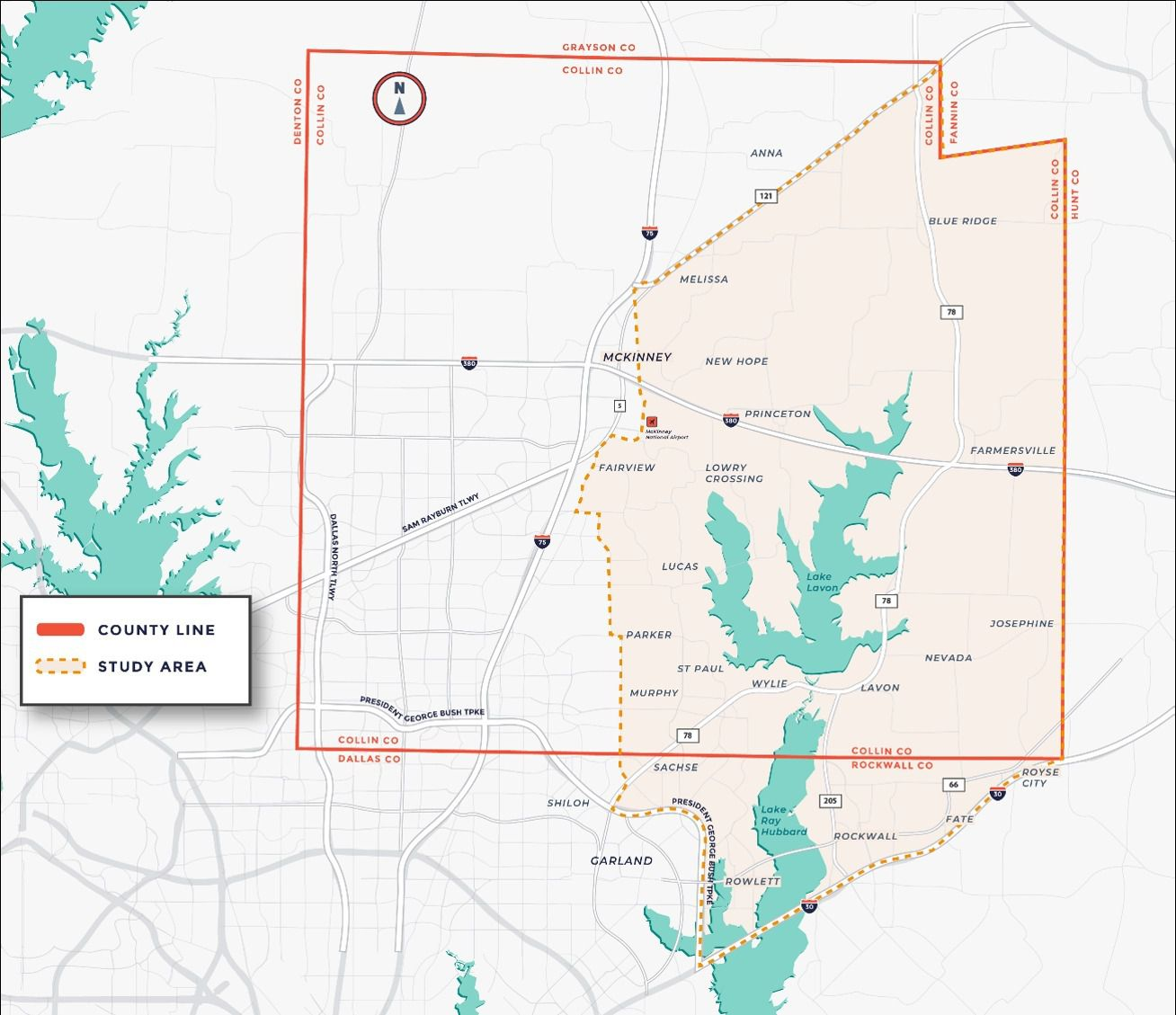 The Future Mobility Study is gathering public input on transportation in the east and southeast portions of Collin County.
