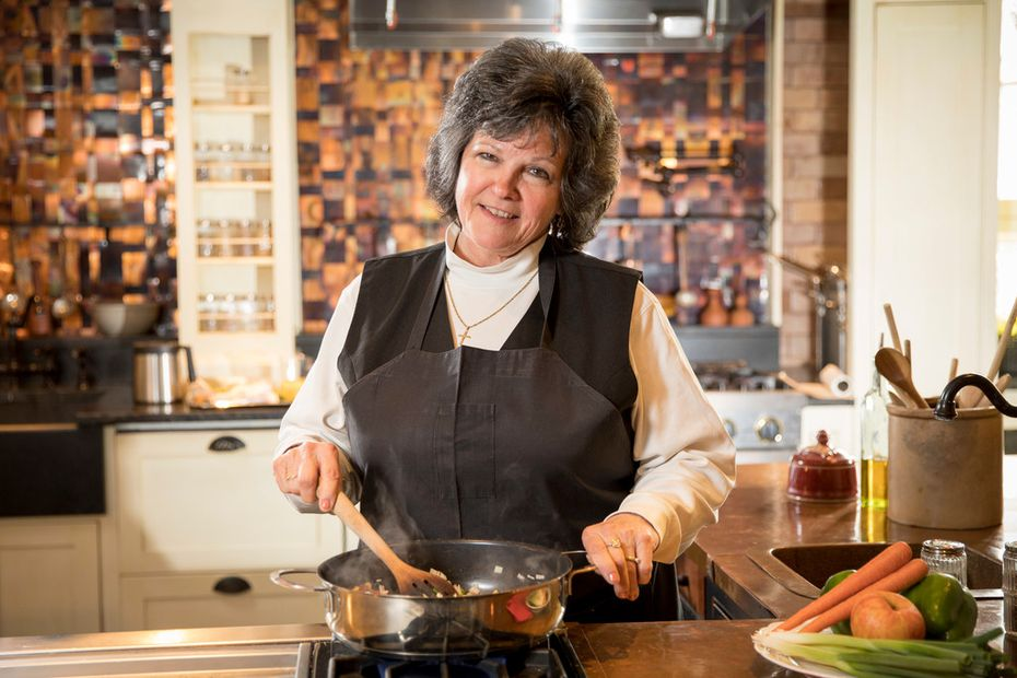 Formerly a graphic designer in Denton, Bonnie Strickland moved to Table Rock Lake for retirement and began a second career in the Culinary and Craft School at Silver Dollar City in Branson, Mo.