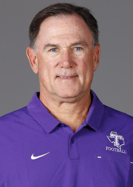 Tarleton State head football coach Todd Whitten.