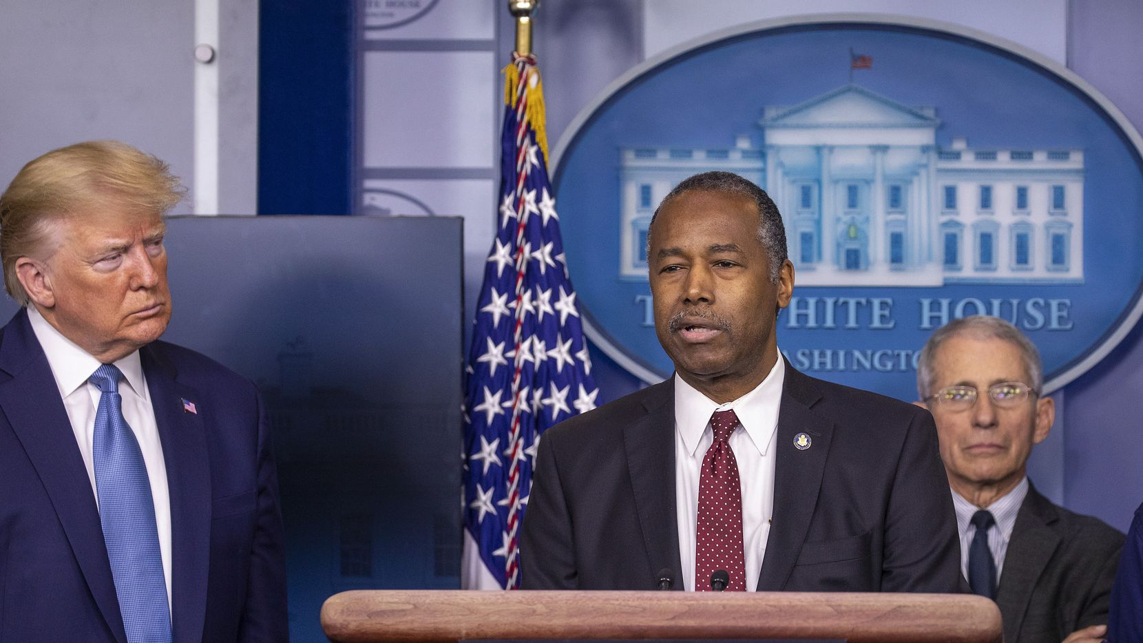 Ben Carson, a member of Donald Trump's Cabinet and coronavirus task force, prompted testing of  the herbal extract oleandrin as a treatment for COVID-19 on seniors in Texas.