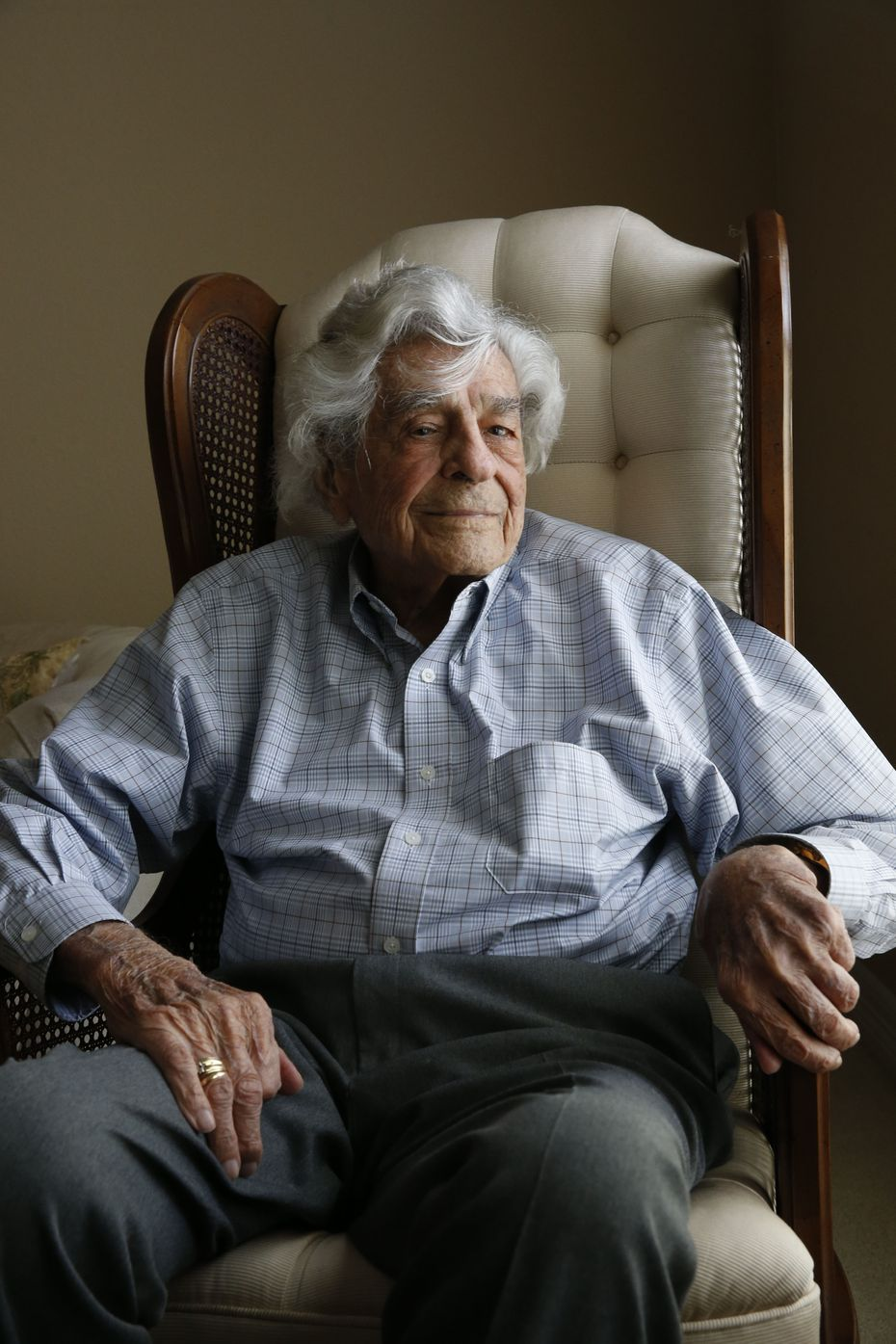 James Megellas, 101