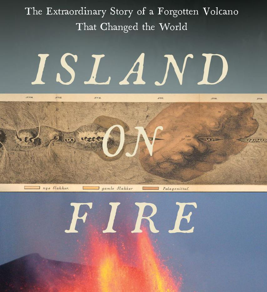 Island on Fire, by Alexandra Witze and Jeff Kanipe