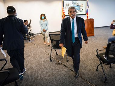 Dallas ISD superintendent Michael Hinojosa said Thursday that school districts across the state, including his own, are still awaiting for guidance from state officials on funding and COVID-19 regulations before setting out plans for the 2020-21 school year.