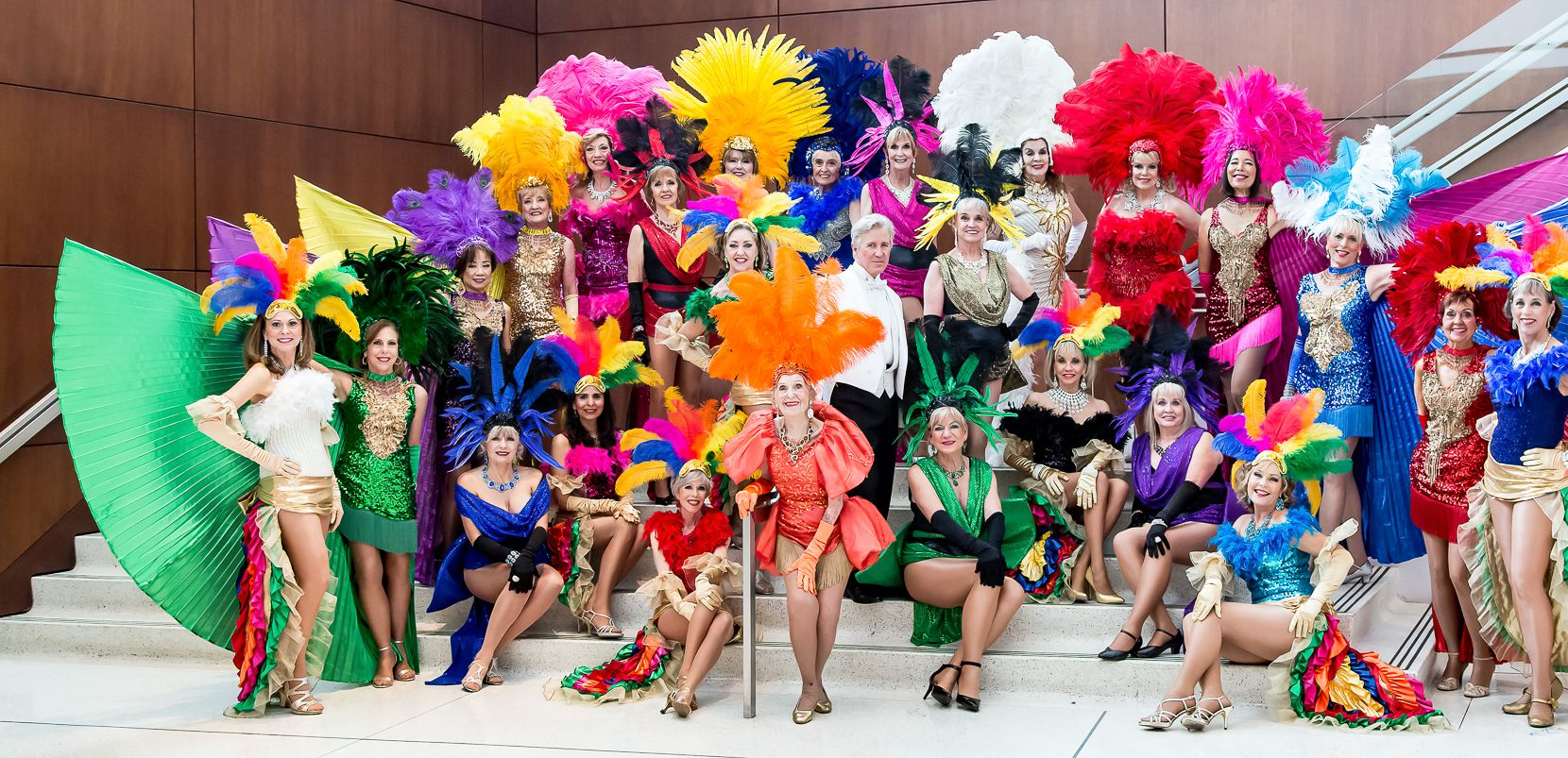"""Spectacular Follies presents """"Return to the '50s"""" on Sept. 16-19, 2021, at the Eisemann Center in Richardson."""