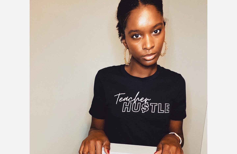 BlackLIT founder Nia-Tayler Clark.