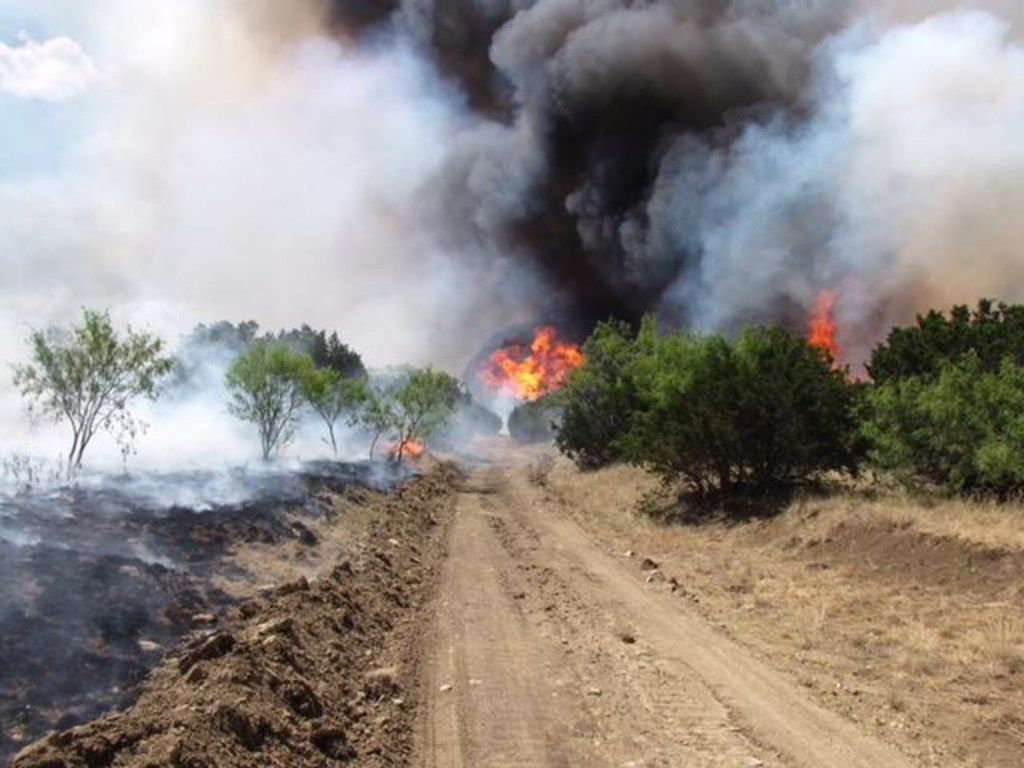 Dry conditions, hot temperatures and a lightning storm sparked provided the perfect combination for what fire officials are calling the  Surprise Fire  in Palo Pinto County.
