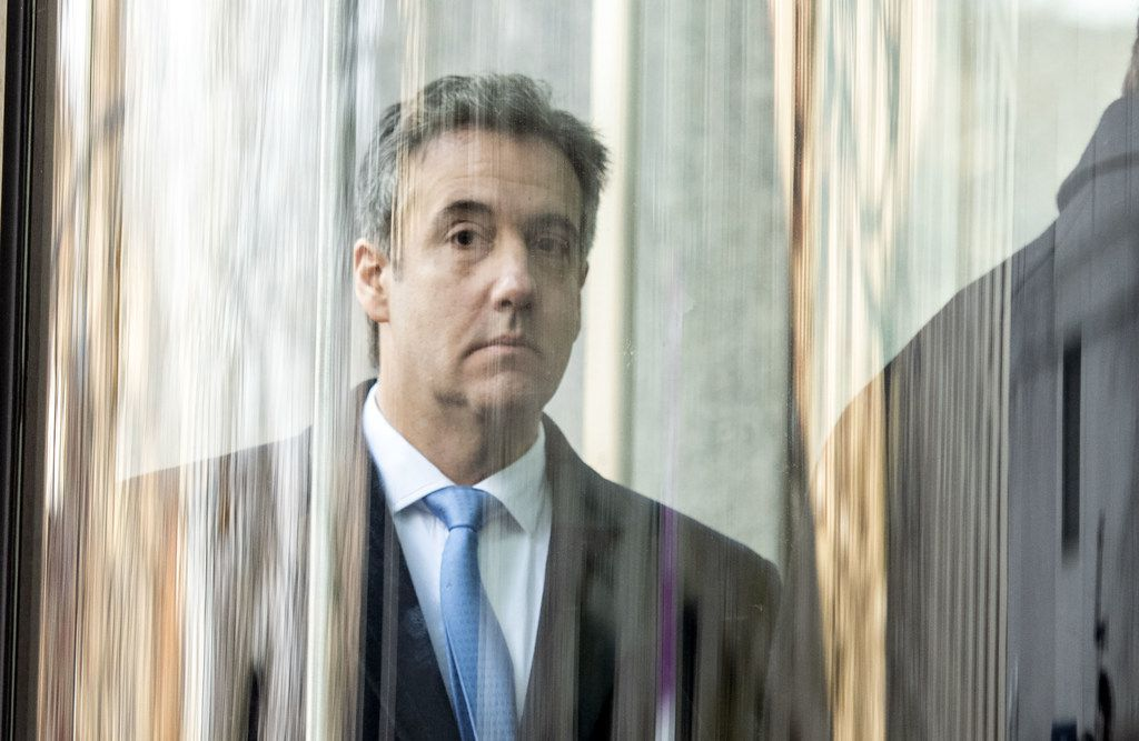 President Donald Trump's former lawyer Michael Cohen will testify in Congress next month, lawmakers said Jan. 10, 2019, posing a potential new threat to the president as the Russia collusion investigation increasingly menaces the White House.