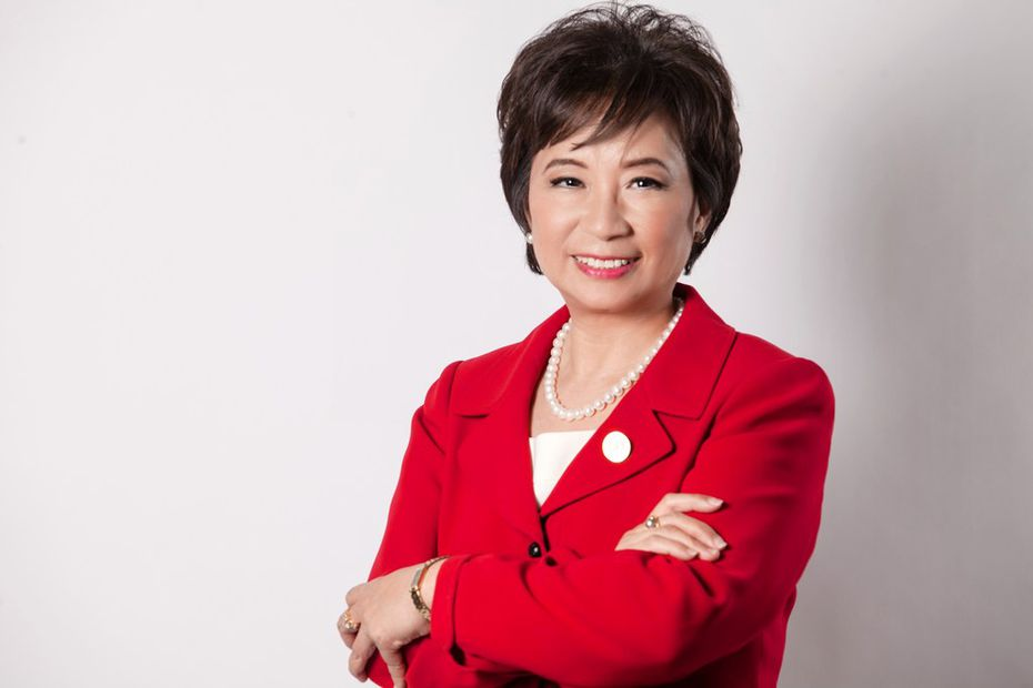 Angie Chen Button, Republican Texas state representative from District 112