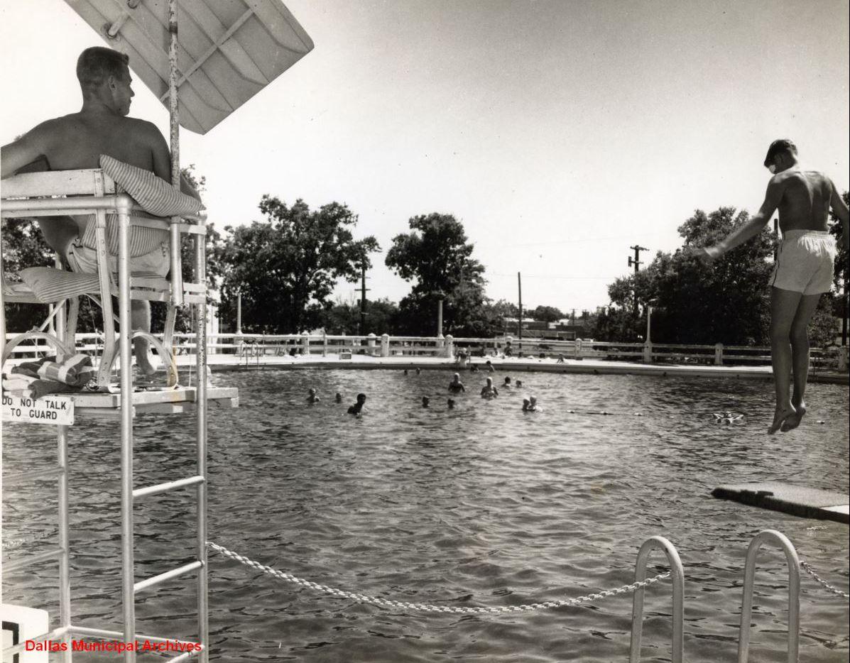 Fair Park once had a public pool. Where did it go? Curious ...