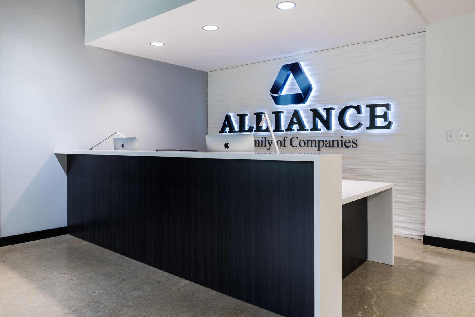 Alliance Family of Companies was sold in 2017.