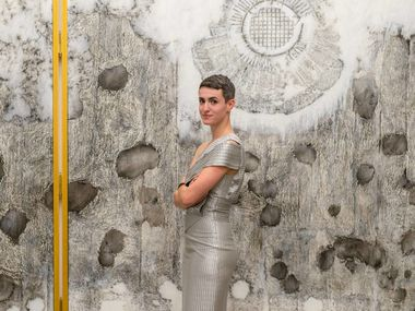 Artsy.net named Dallas Contemporary curator Justine Ludwig one of its 20 most influential young curators in the U.S.