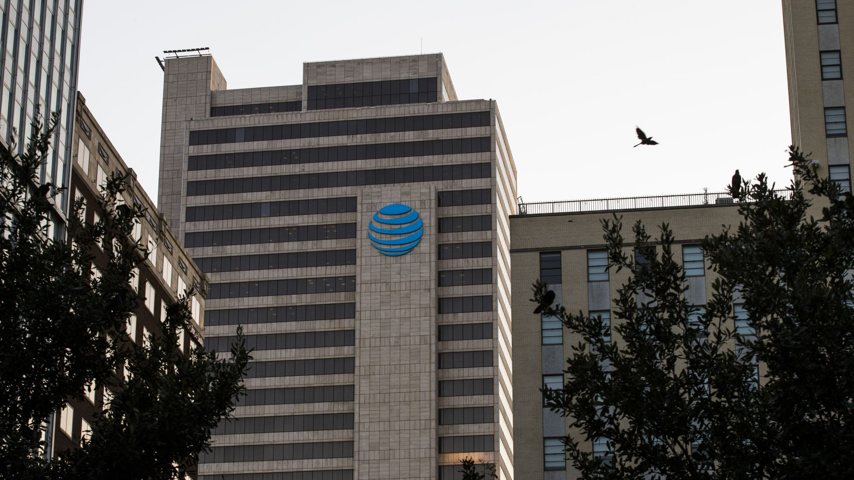 AT&T, headquartered in downtown Dallas, has suspended PAC contributions to the Republicans who objected to President-elect Joe Biden's Electoral College victory. (Ashley Landis/The Dallas Morning News)