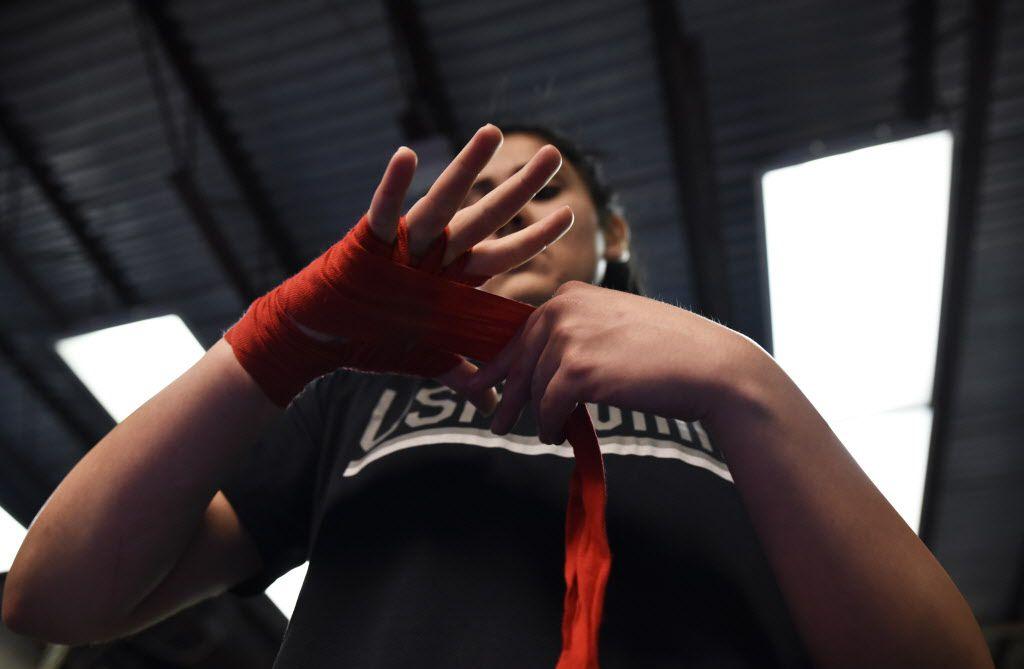Annalicia Sustaita. Foto Ben Torres para Al Día