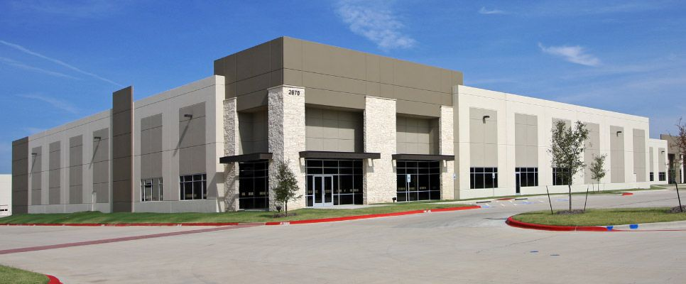 The Majestic Airport Center DFW is at State Highway 121 and Valley Parkway.