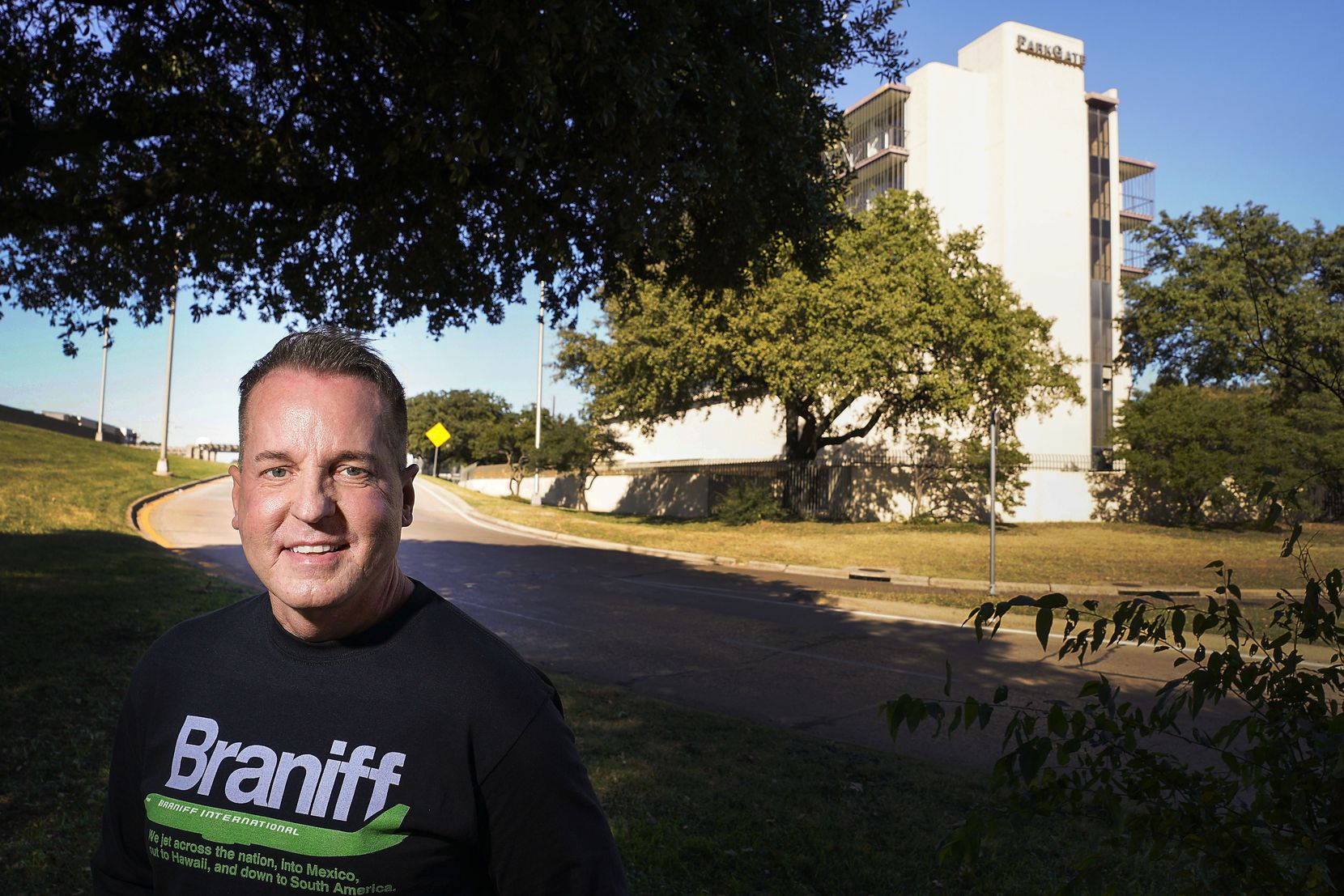 Ben Cass, president of Braniff Airways, has been working with developer Centurion American on a deal to put the Braniff name on a new boutique hotel, along with other nods to the defunct company and aviation history. Braniff's former hostess college will be converted into a hotel.