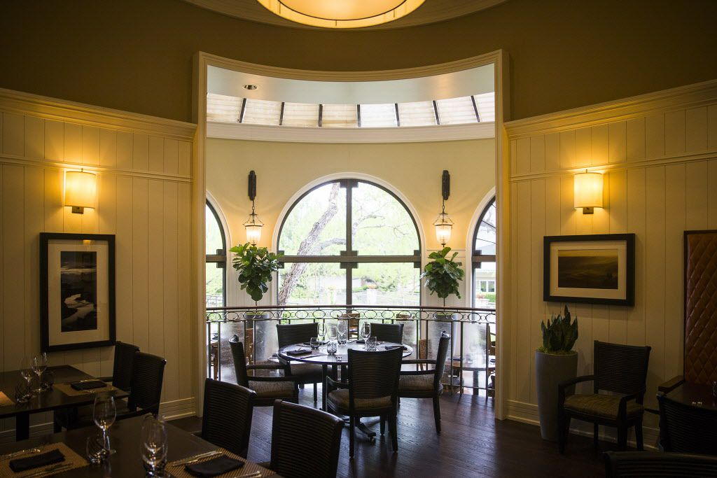 Interior at LAW at the Four Seasons Resort and Club Dallas at Las Colinas on Wednesday, March 30, 2016, in Irving. (Smiley N. Pool/The Dallas Morning News)