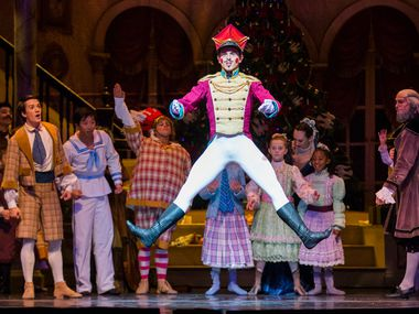 """Texas Ballet Theater's production of """"The Nutcracker"""" won't get off the ground this year."""