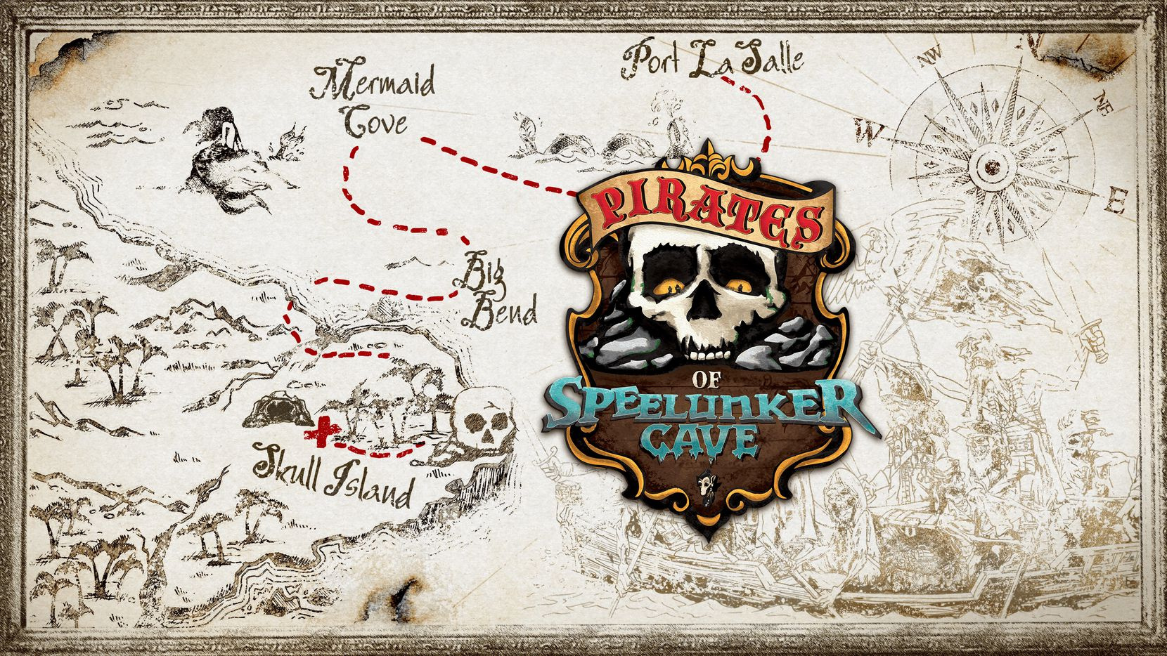 Six Flags Over Texas is adding a new water ride that pays homage to one of the park's original attractions.