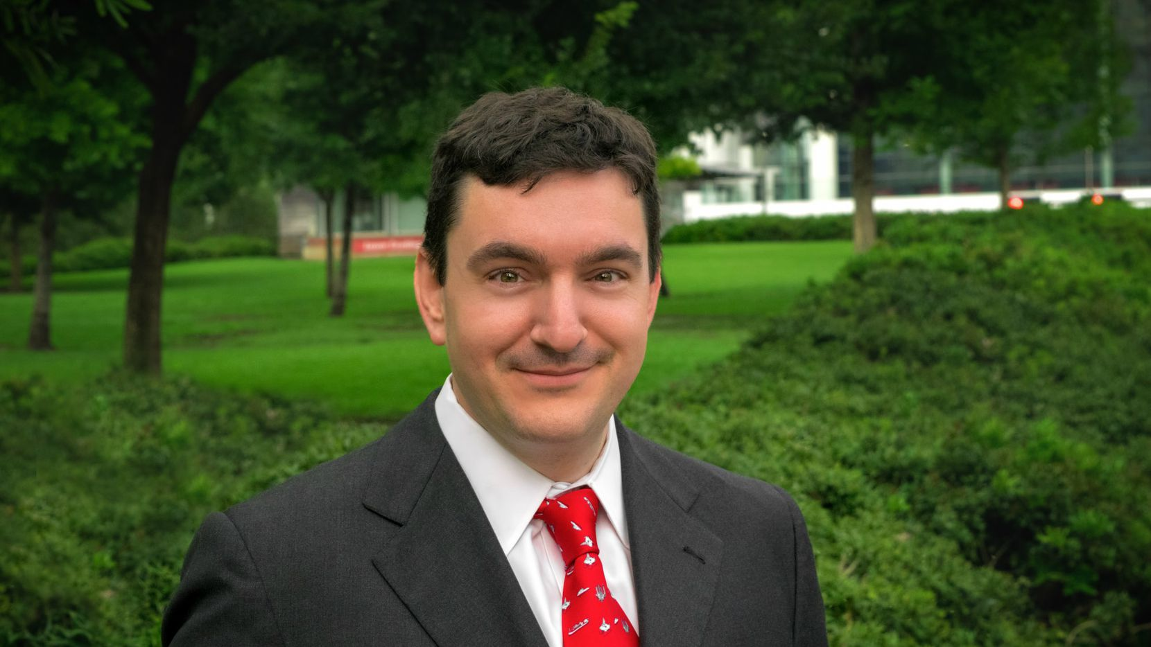 Stefano de Stefano, a Houston energy attorney, was the first Republican to announce a primary challenge against Sen. Ted Cruz in the 2018 contest. But he has a steep hill to climb to oust the sitting senator.