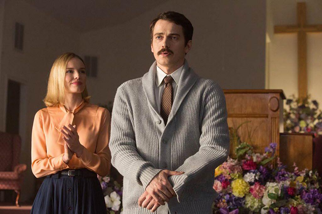 "Eva (Kate Bosworth) and Don Piper (Hayden Christensen) in ""90 Minutes in Heaven."""