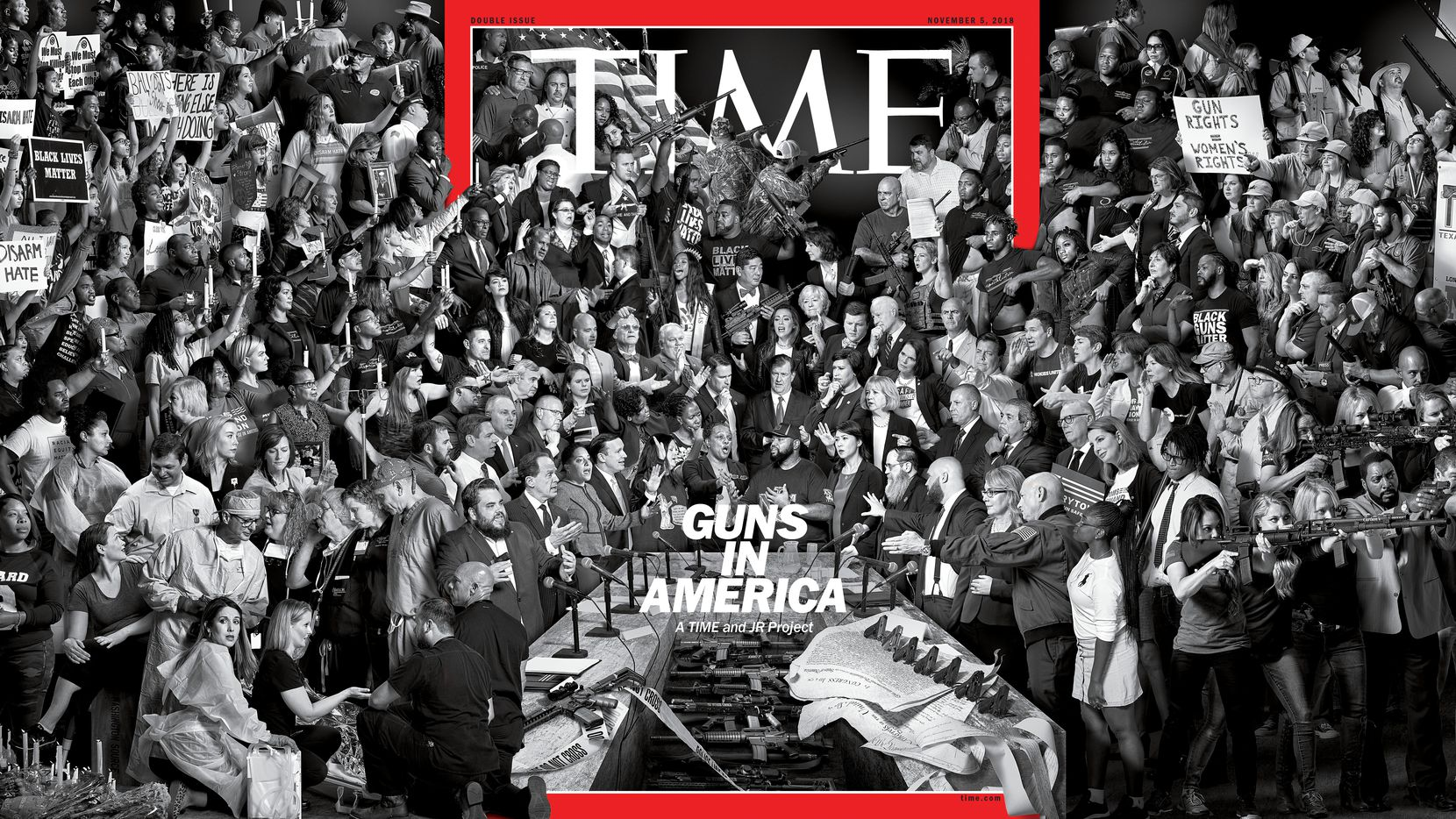 Cover of TIME