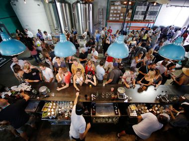 """Deep Ellum Distillery """"probably wouldn't have survived"""" with a key tax break that Congress last month decided to extend for a year, said John Reardon, the Dallas distillery's co-founder."""