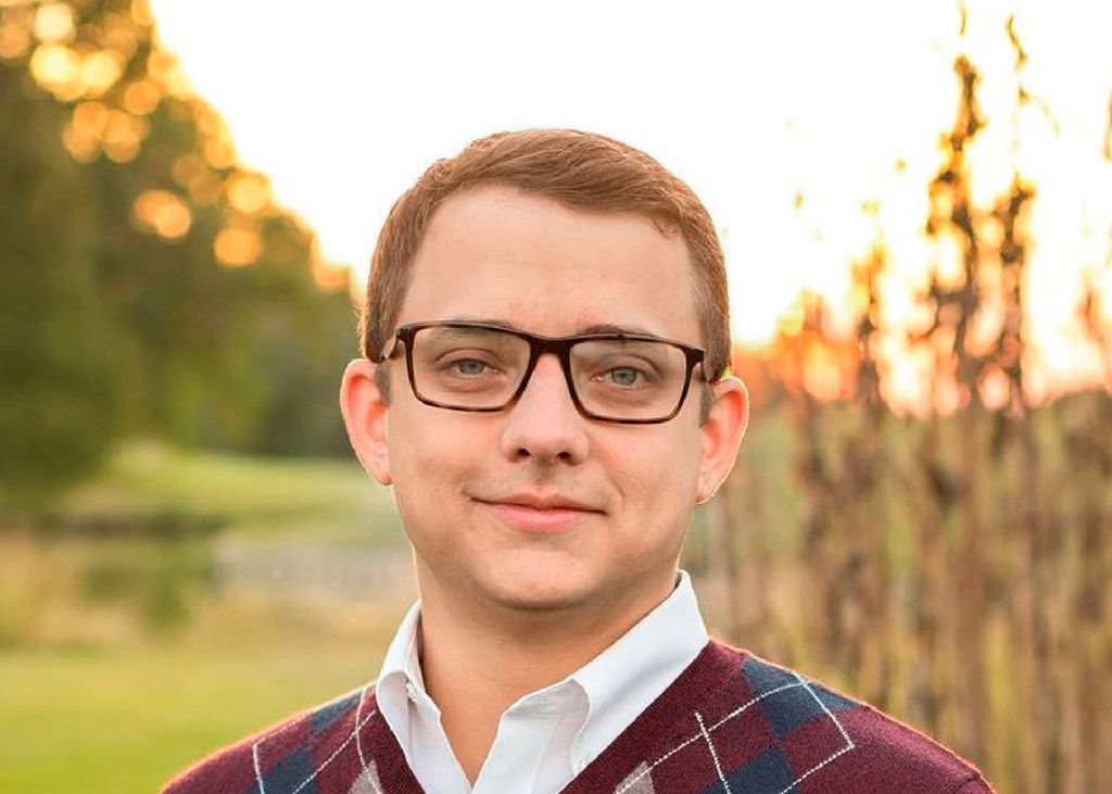 Texas Rep. Briscoe Cain, R-Deer Park, revealed he has Asperger's Syndrome on April 25, 2019, during Autism Awareness Month.