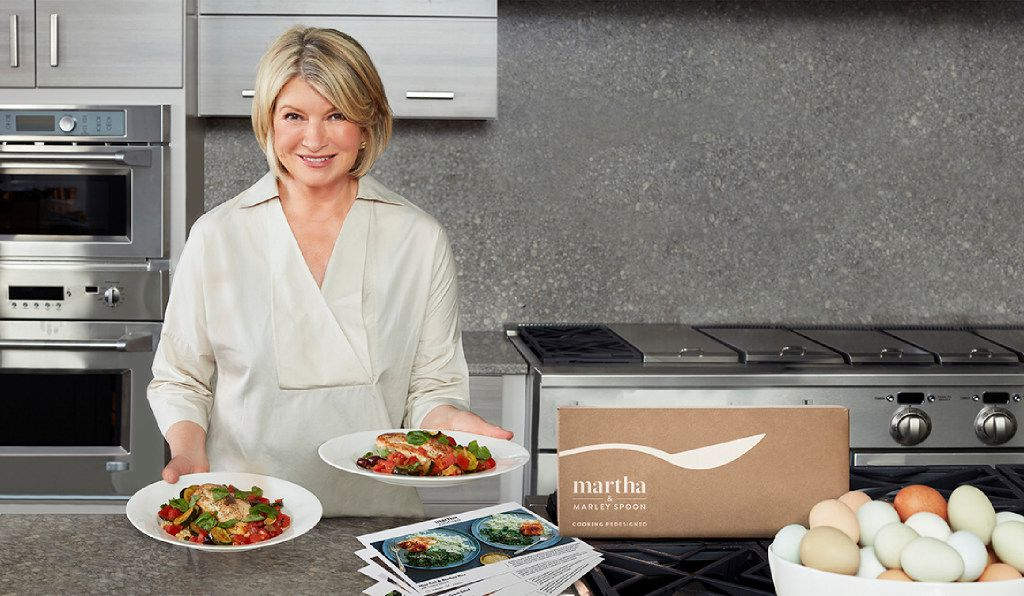 Dallas is one of four cities where AmazonFresh will begin to deliver Martha Stewart's meal kits. Martha & Marley Spoon meal kits are available with a regular grocery order from AmazonFresh starting March 14, 2017. The other cities are New York, San Francisco and Philadelphia.
