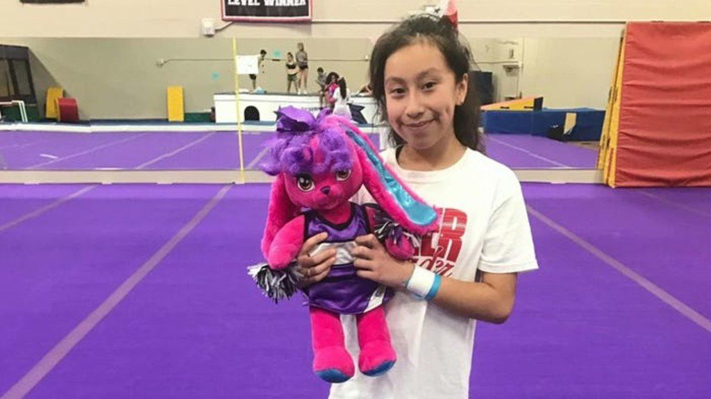 Michellita Rogers' enthusiasm was contagious, her cheer coach said.